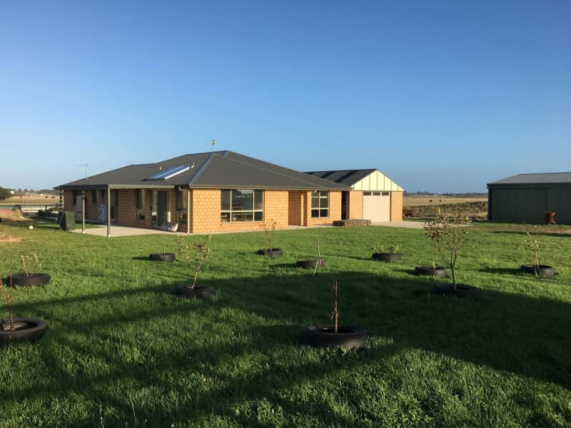 Housesitting assignment in Port Fairy, Victoria, Australia