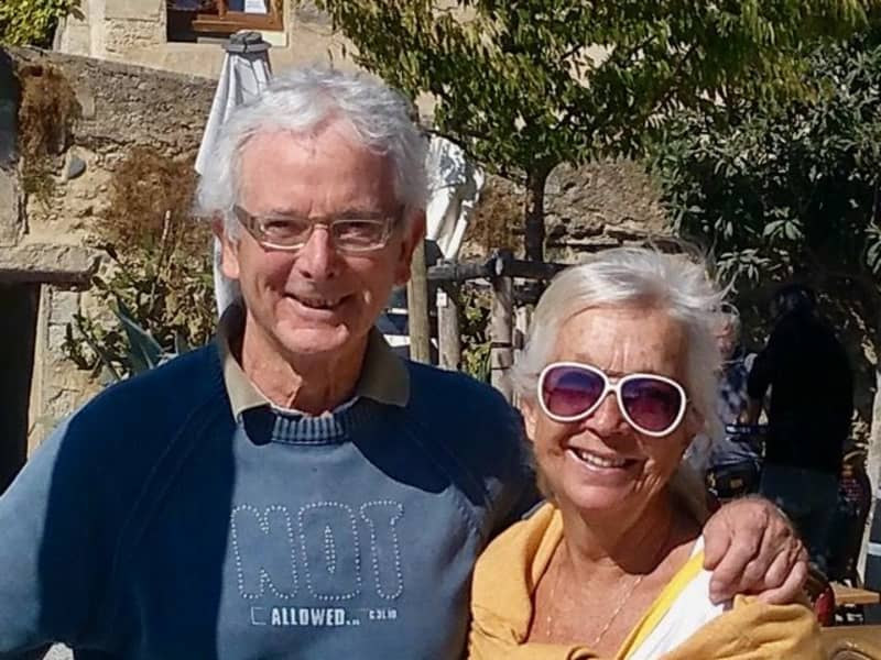Christina & Luc from Avignon, France