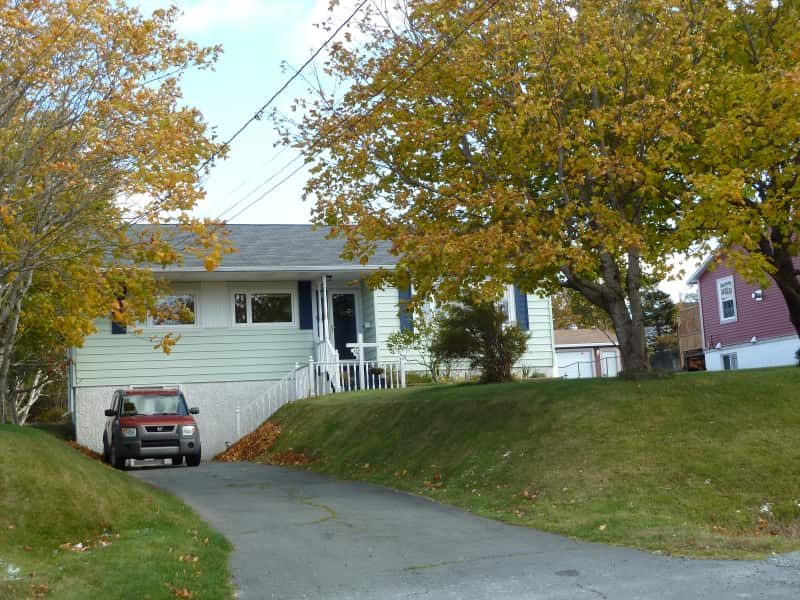 Housesitting assignment in St. John's, Newfoundland and Labrador, Canada