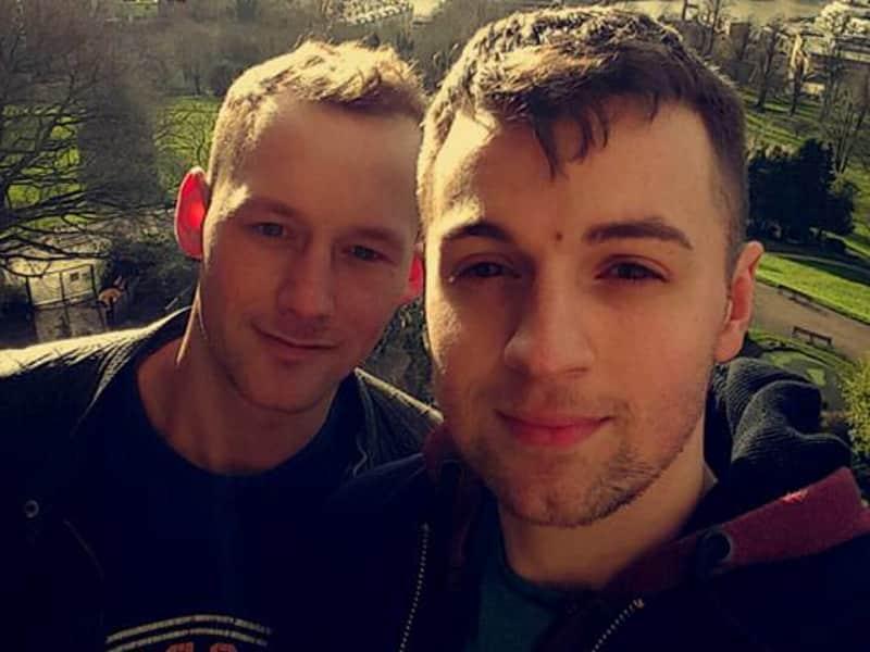 Gareth & Nick from High Wycombe, United Kingdom