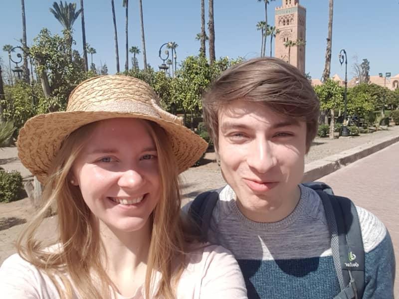 Linda & Alexander from Mainz, Germany