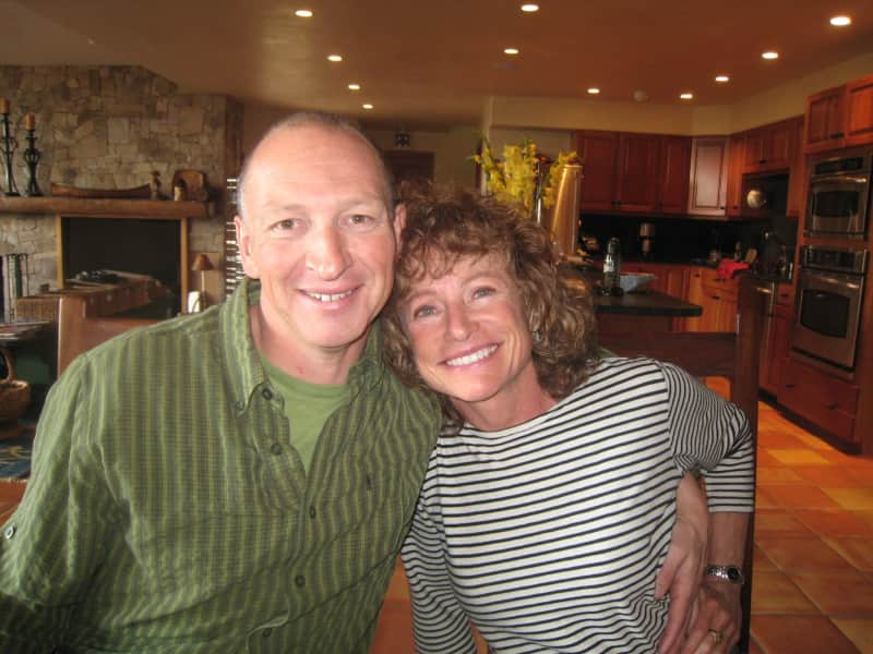 Fred & Sharon from Marbella, Spain