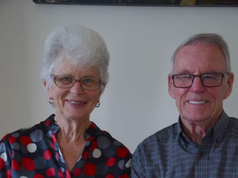 John & Mary from Pakenham South, Victoria, Australia