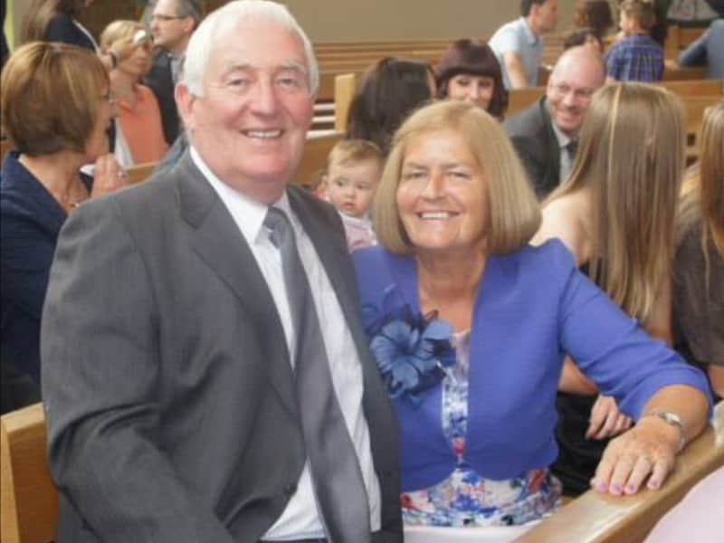 Peter & Hilda from Morpeth, United Kingdom