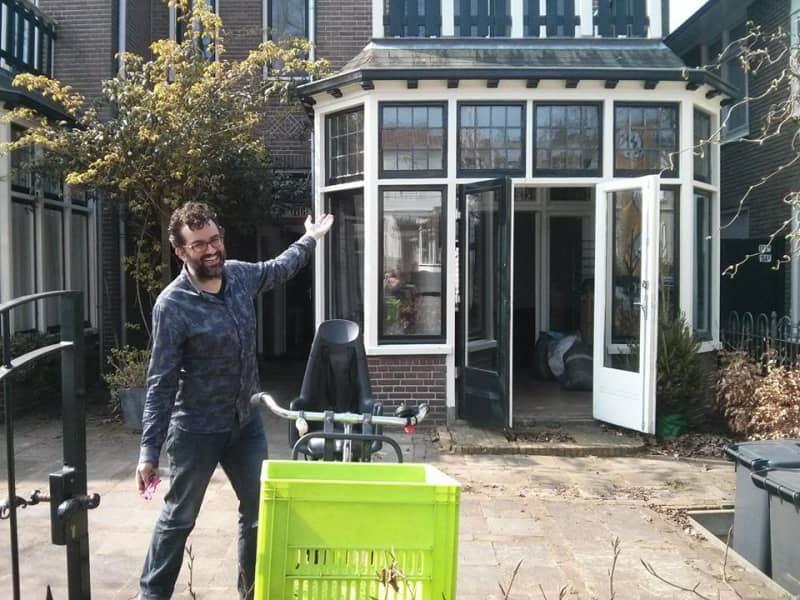 Housesitting assignment in Bussum, Netherlands