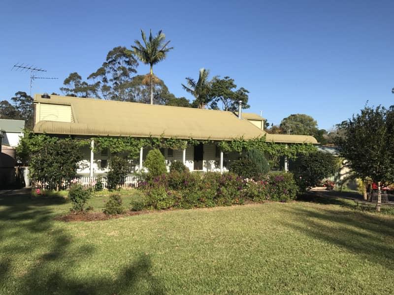 Housesitting assignment in Montville, Queensland, Australia
