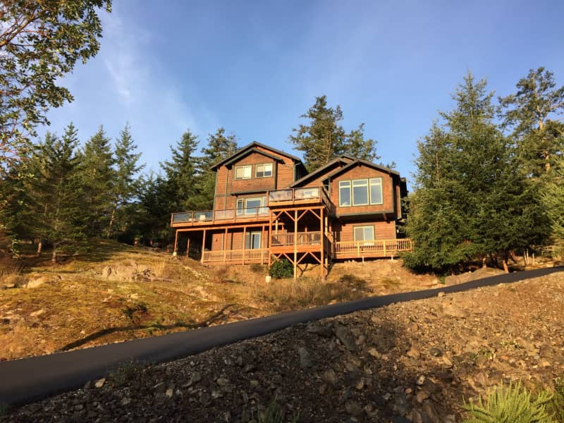 Housesitting assignment in Friday Harbor, Washington, United States