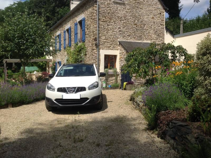 Housesitting assignment in Le Haut-Corlay, France