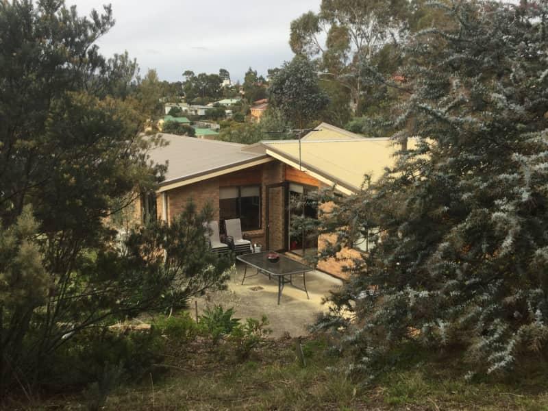 Housesitting assignment in Kingston, Tasmania, Australia