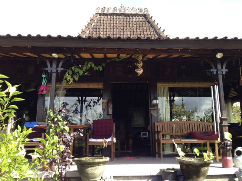 Housesitting assignment in Ubud, Indonesia