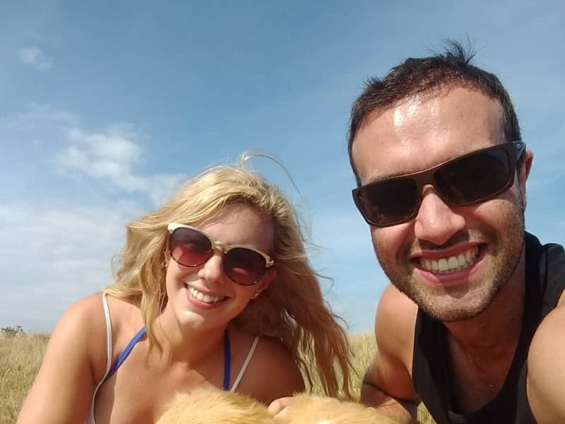 Jenny & Angus from High Wycombe, United Kingdom