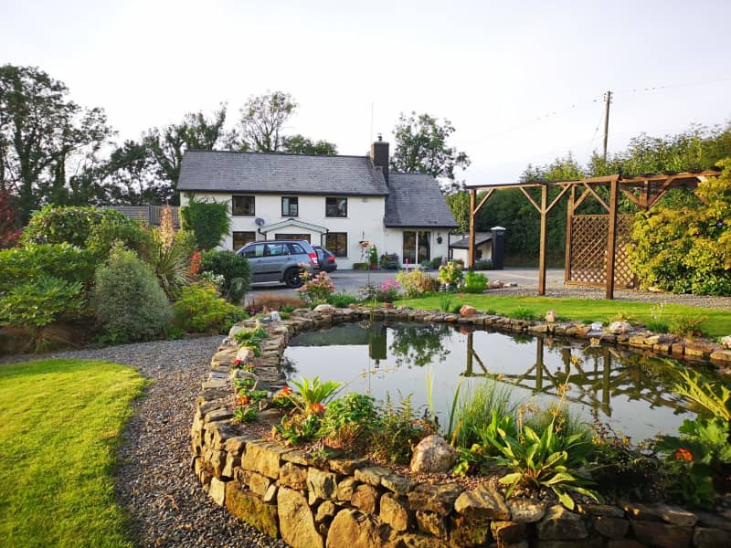 Housesitting assignment in Narberth, United Kingdom