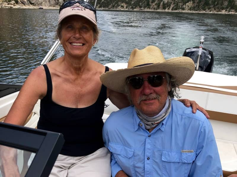 Nancy & Jim from Steamboat Springs, Colorado, United States