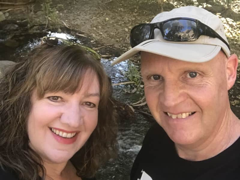 Claire & Steve from Fareham, United Kingdom