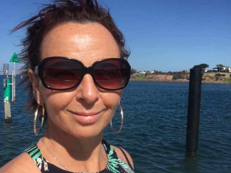 Tanya from Lorne, Victoria, Australia