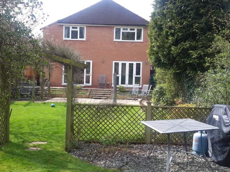 Housesitting assignment in Dorridge, United Kingdom