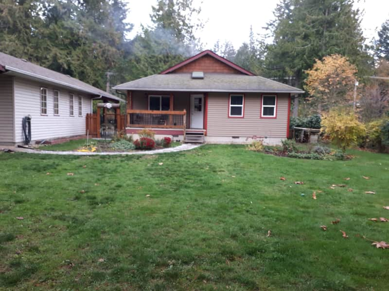Housesitting assignment in Lantzville, British Columbia, Canada