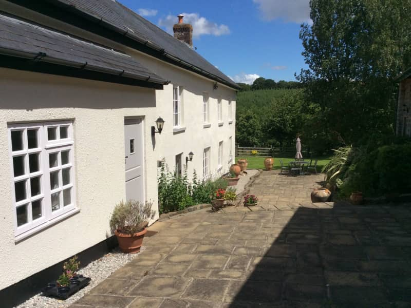 Housesitting assignment in Tedburn Saint Mary, United Kingdom