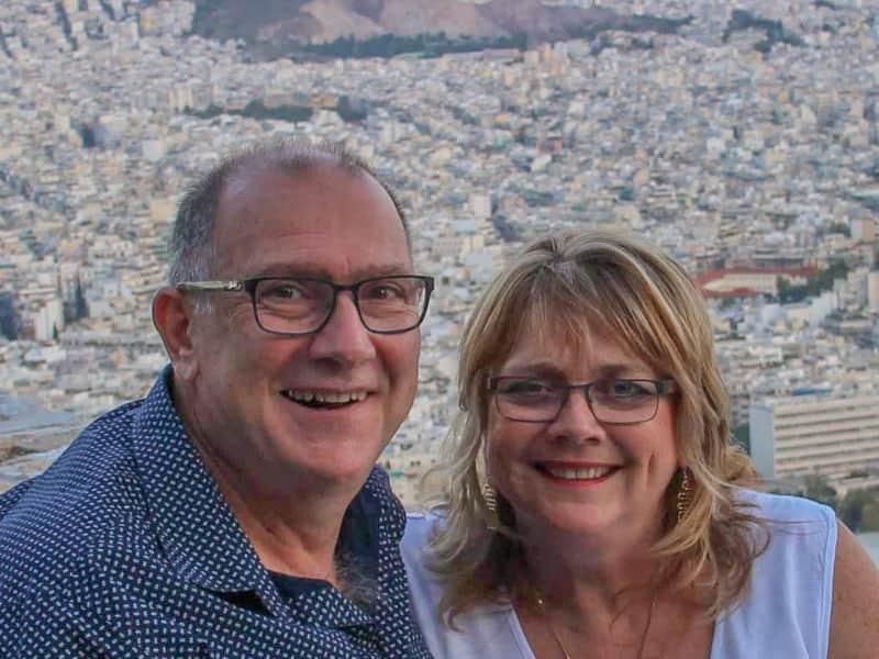 Maureen & Stan from Gisborne, Victoria, Australia