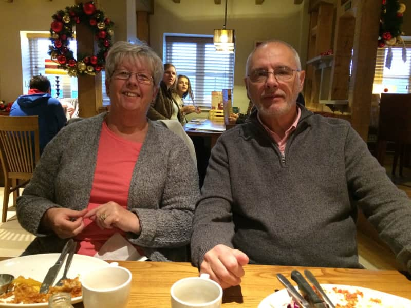William & Annette from Newport, United Kingdom