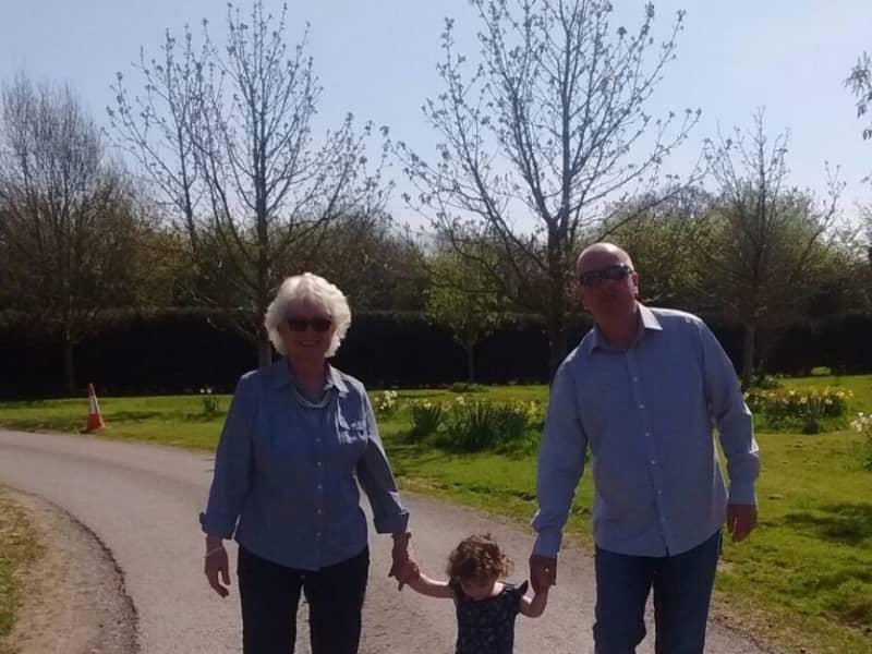 Diana & Stuart from Cheltenham, United Kingdom