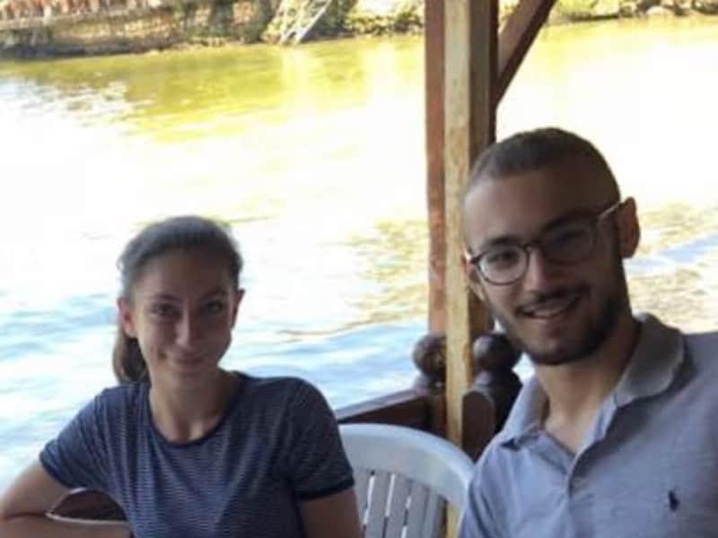 Gaia & Ruben from Milano, Italy