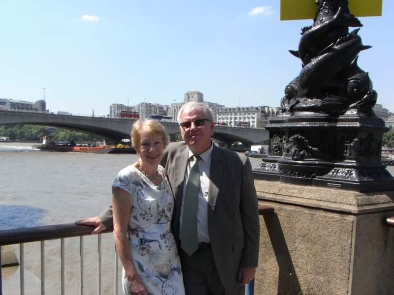 David & Eileen from Doncaster, United Kingdom