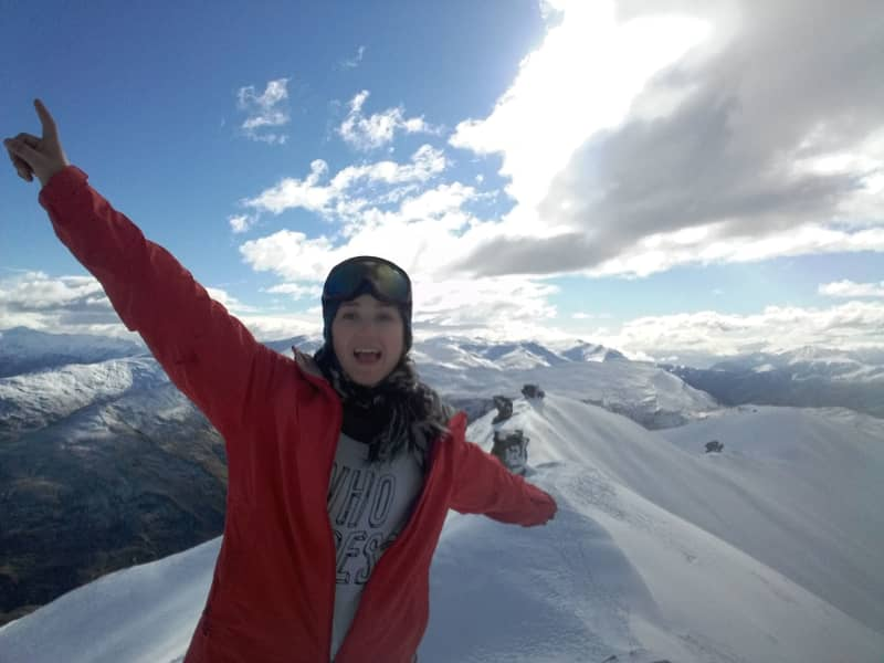 Luciana from Queenstown, New Zealand