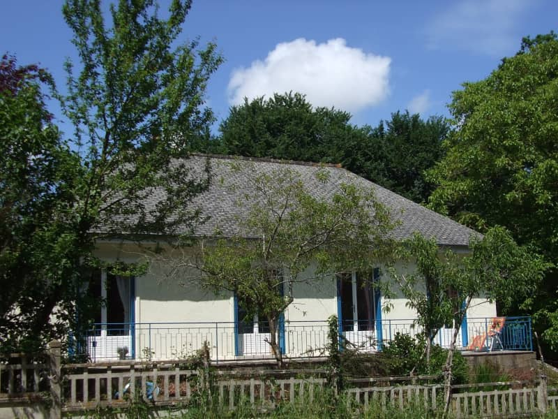 Housesitting assignment in Saint-Marc-le-Blanc, France