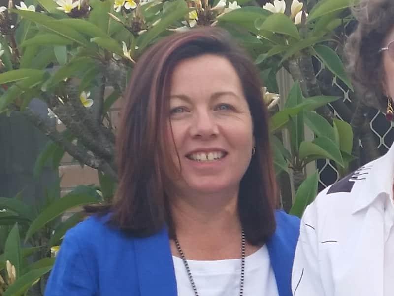 Karen from Shoalwater, Western Australia, Australia