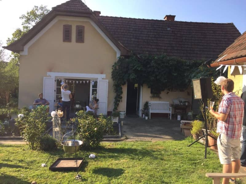Housesitting assignment in Rudersdorf, Austria