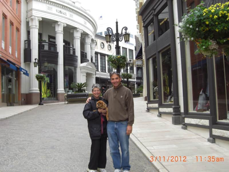 Rick & anita & Rick from Flower Mound, Texas, United States