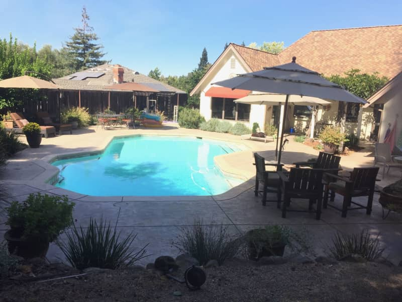 Housesitting assignment in Granite Bay, California, United States
