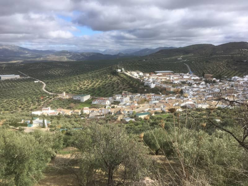 Housesitting assignment in Priego de Córdoba, Spain