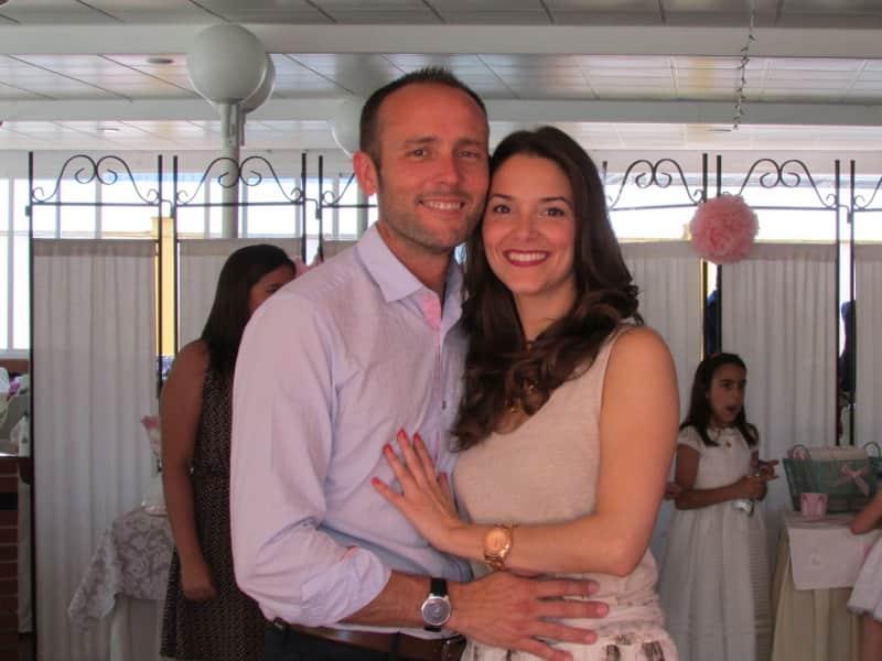 Hugo & Cristina from Sevilla, Spain