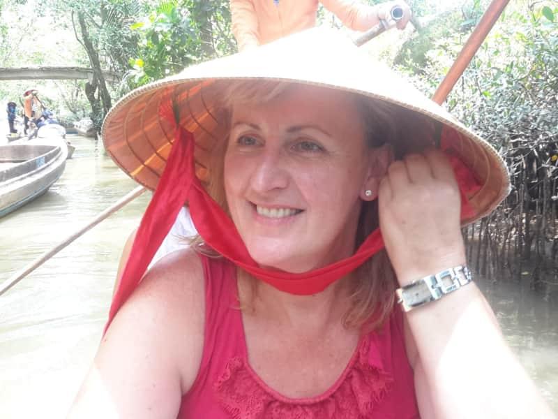 Justine from Tauranga, New Zealand