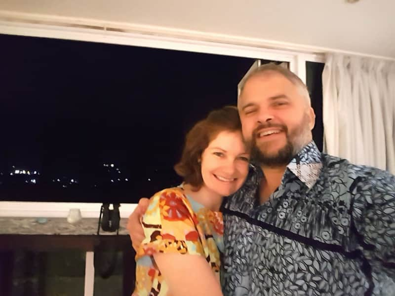 Bradley & Crystal from Sofia, Bulgaria