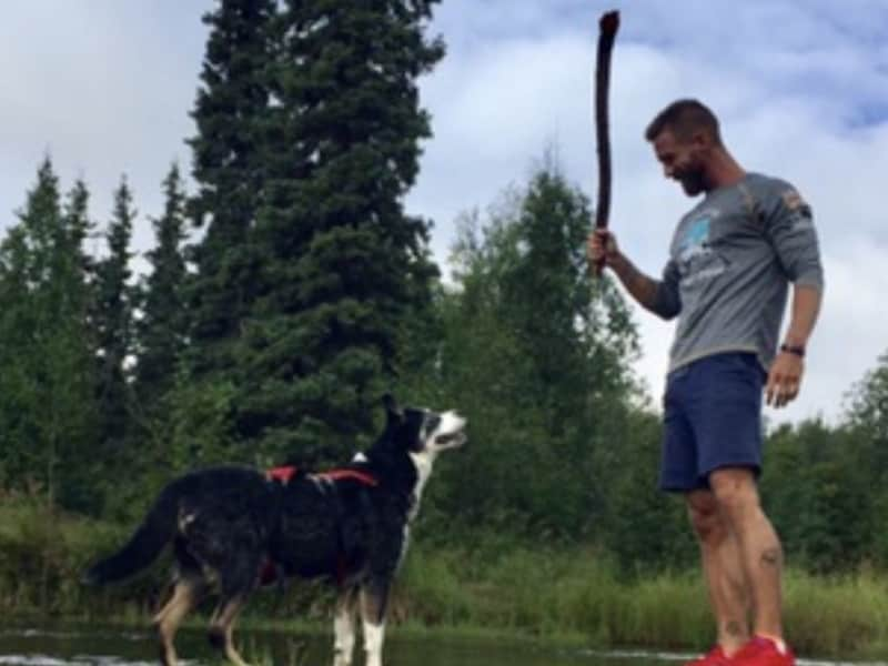 Justin & Mike from Anchorage, Alaska, United States