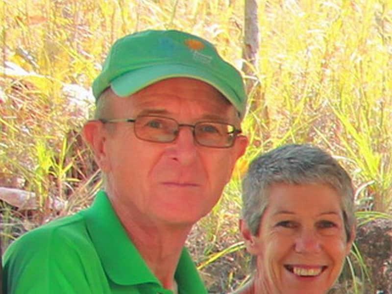Angela & David from Bendigo, Victoria, Australia