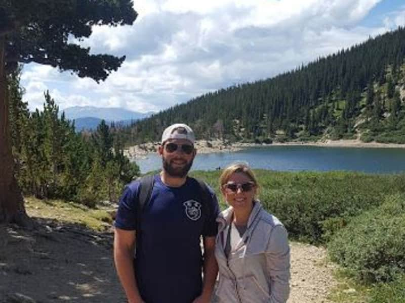 Christine & Ben from Ridgecrest, California, United States