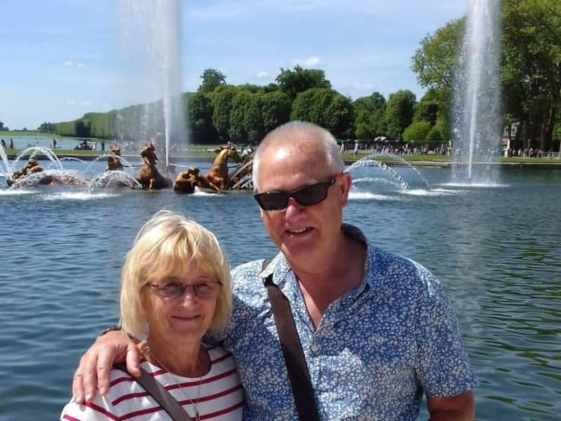 Barbara & Tom from Whitby, United Kingdom