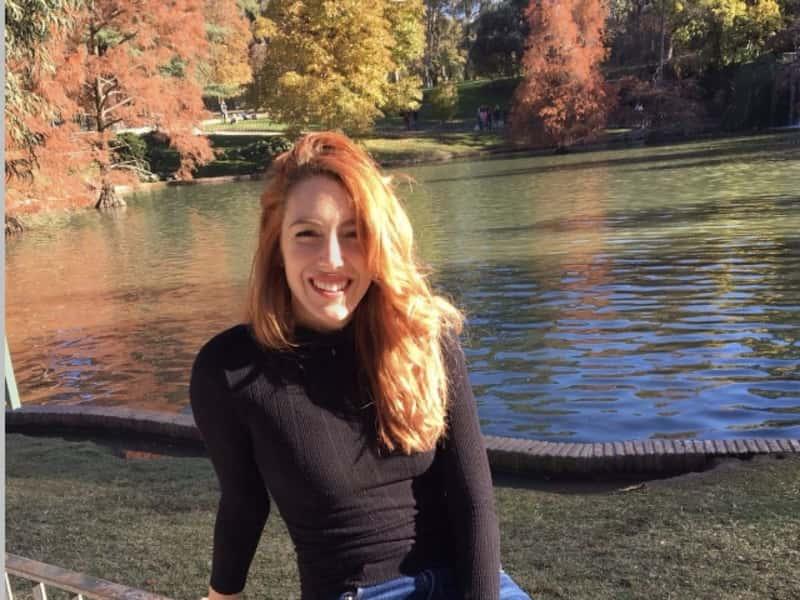 Chiara from Pisa, Italy