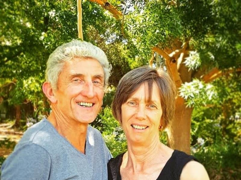 Helen & Alan from Coffs Harbour, New South Wales, Australia