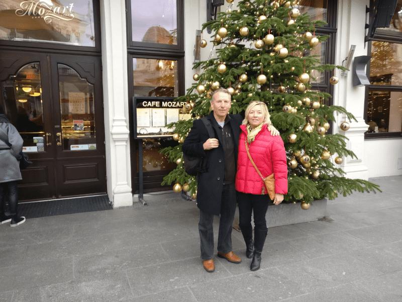 Lorraine & Allan from Murcia, Spain