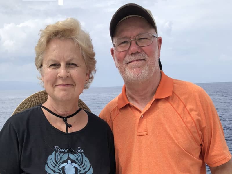 Michael & Ann from Depoe Bay, Oregon, United States