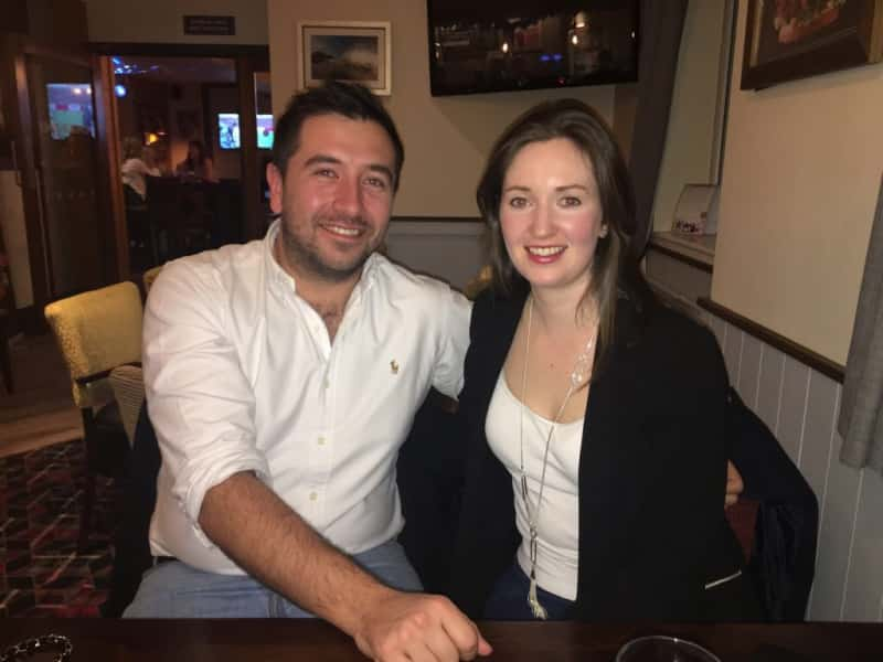 Rachel & Luke from Beverley, United Kingdom