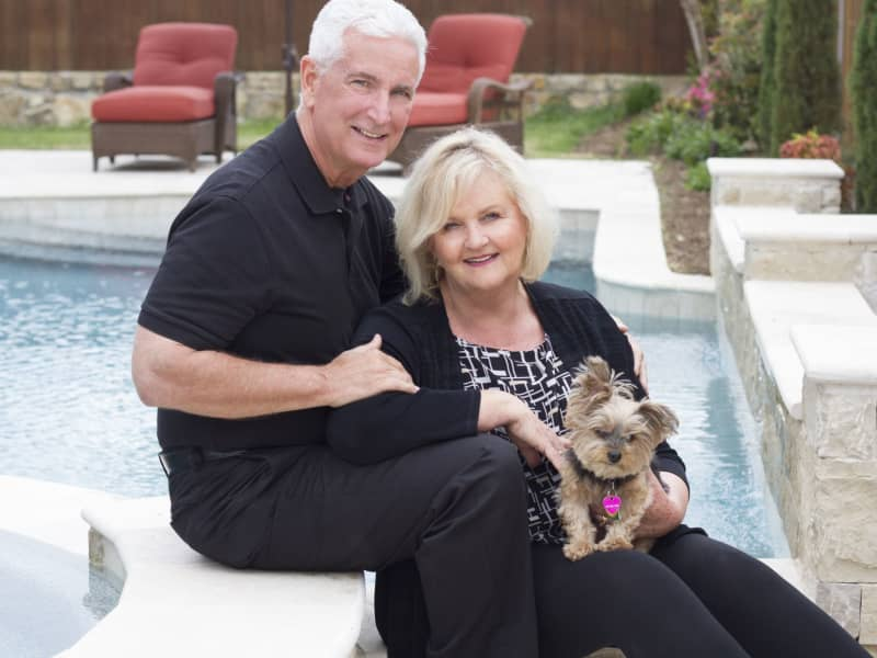 Sue & Paul from McKinney, Texas, United States