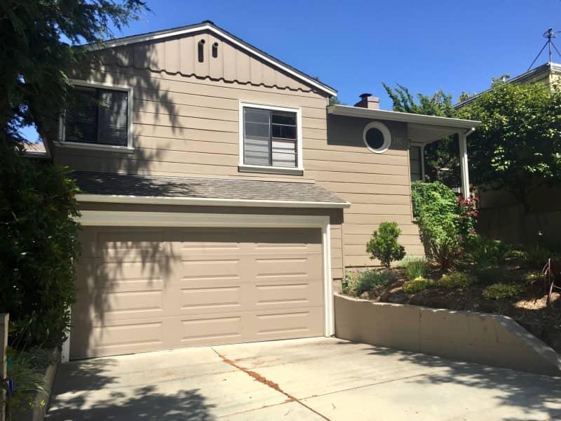 Housesitting assignment in Kensington, California, United States
