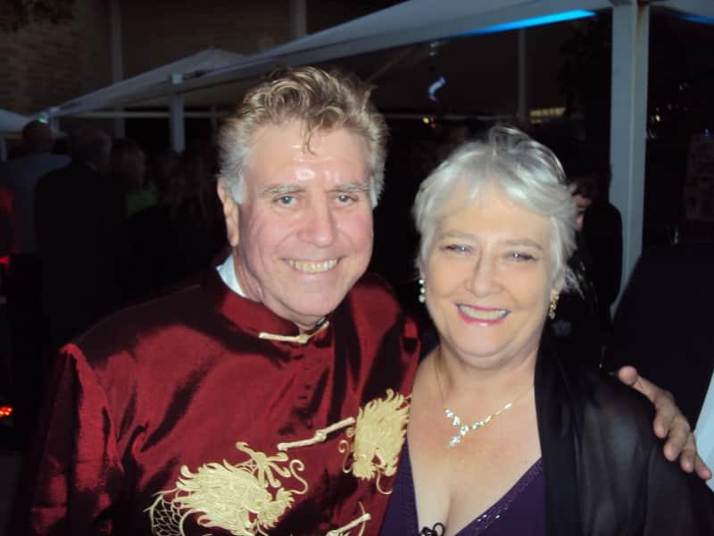 Sue & Ron from East Perth, Western Australia, Australia