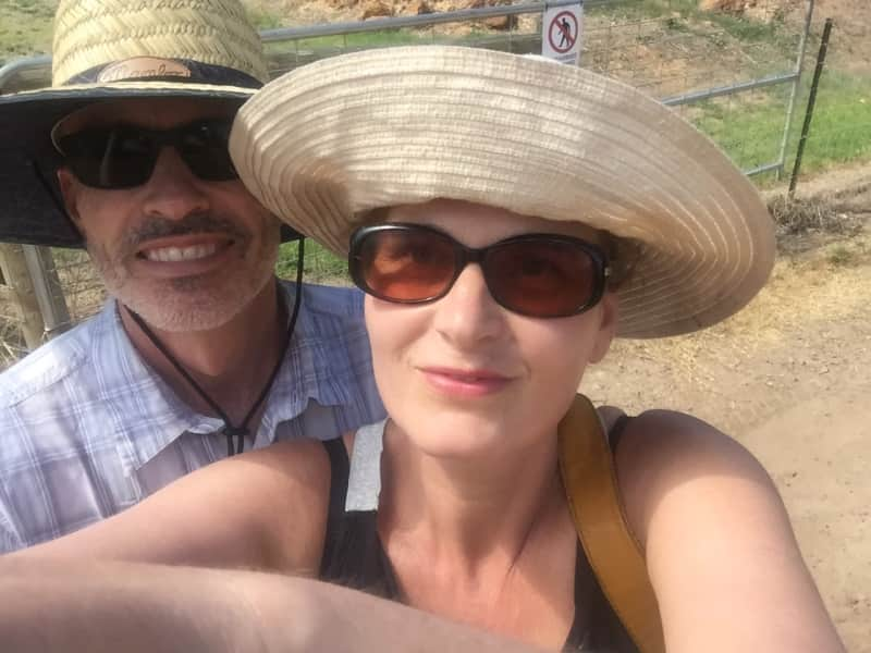 Beatrice & Kevin from Perth, Western Australia, Australia